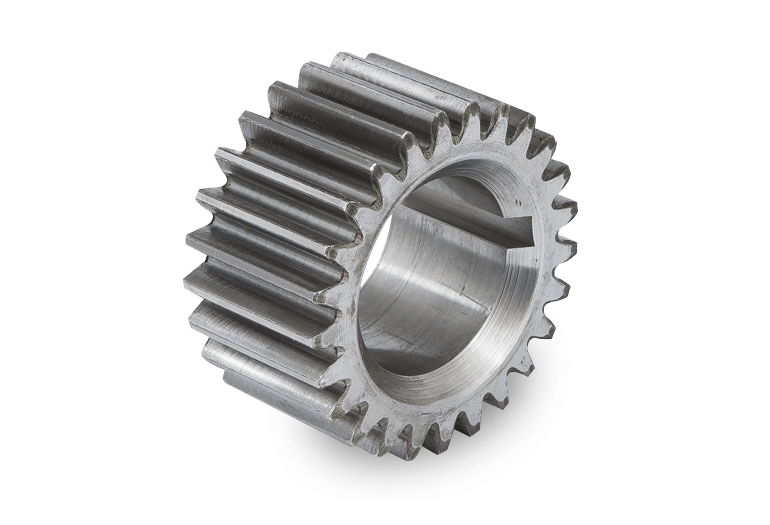 Gear Crankshaft Heavy Duty